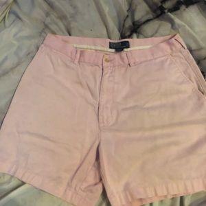 Men's pink shorts
